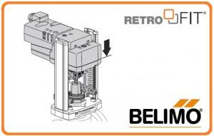 Приводы для модернизации BELIMO